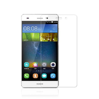 Tempered Glass Screen Protector For Huawei Ascend P8 Lite P8 P7 P6 G7 Honor 7 4C 4X Nexus 6P Super Clear Tempered Glass Film