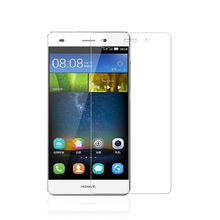 Tempered Glass Screen Protector For Huawei Ascend P8 Lite P8 P7 P6 G7 Honor 7 4C 4X Y635 Super Clear Tempered Glass Film