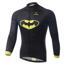 Buy Bat Autumn Long Sleeve Cycling Jersey Mountain Bicycle Clothing Sport Bike Wear Can customized 4XL 5XL for $32.88 in AliExpress store