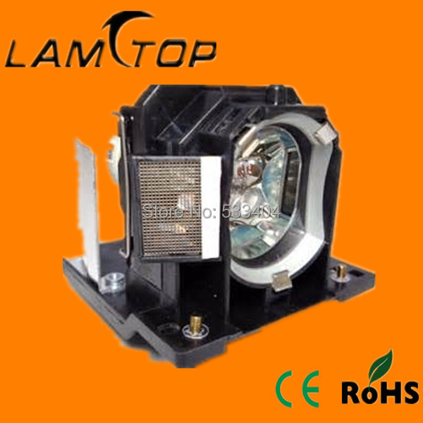 FREE SHIPPING  LAMTOP  Hot selling  original lamp  with housing  DT01121  for  HCP-Q51<br>
