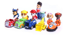 12pcs/lot Paw Patrol Dog Kids Toys Puppy Patrol Doll Action Paw Patrol Pup Buddies Figures Toys Anime Figure(China (Mainland))