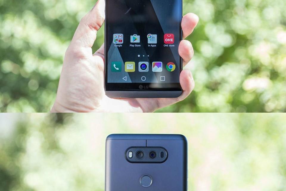 "Original New LG V20 H900N 4GB RAM 64GB ROM Snapdragon 820 Quad Core 1440×2560 Pixels Dual SIM 5.7"" 16MP+8MP FDD LTE Smartphone"