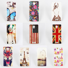 Cute Lenovo S660 Case, Soft TPU Silicon Case For Lenovo S660 Mobile Phone Back Cover Shell Protector Protective Case 10 Painting
