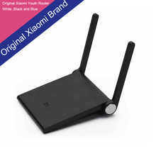 Original Xiaomi Youth Version Router Wifi Router Portable Mini Size Smart Router Support Throughwall Model 2.4G for Home Office