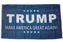 Buy Donald Trump President 2016 USA American 3x5Ft Make Americe Great Banner brass metal holes Flag for $8.20 in AliExpress store