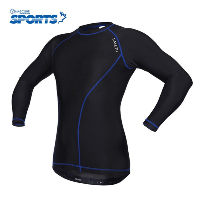 Hot Selling Man And Woman Long Sleeve Tight Spring And Summer Outdoor Cloth Cycling Jerseys(China (Mainland))