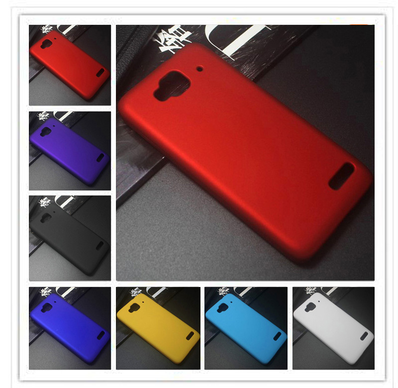 matting Phone Case For Alcatel one touch Idol Mini 6012D 6012A 6012X 6012W for TCL S530T Case(China (Mainland))