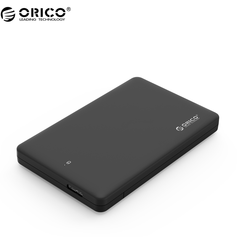 ORICO 2599US3-V1 2.5-Inch SATA to USB 3.0 External Enclosure, Tool Free, USB 3.0 SuperSpeed HDD Case/Caddy/Box(Not with HDD)(China (Mainland))