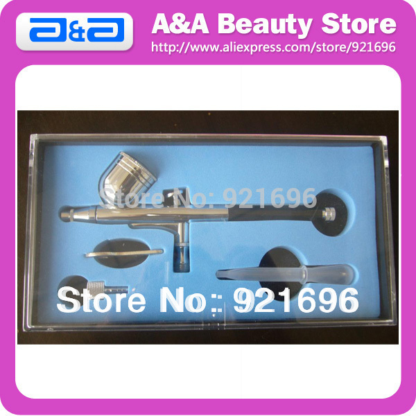 130 Airbrush Perfect Choice for Large Area Uniform Painting of Roughly Pigmented Paints and Paintwork(China (Mainland))