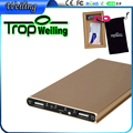 Tropweiling Thin 18650 power bank box 8000mah external battery bank portable phone battery charger for All
