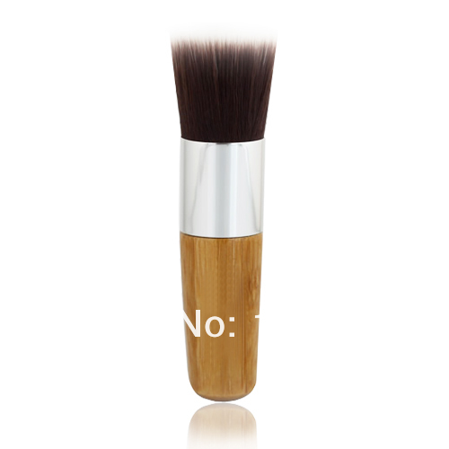 ! Goat hair Flat brush POWDER BRUSH Cosmetic facial Brush makeup brushes