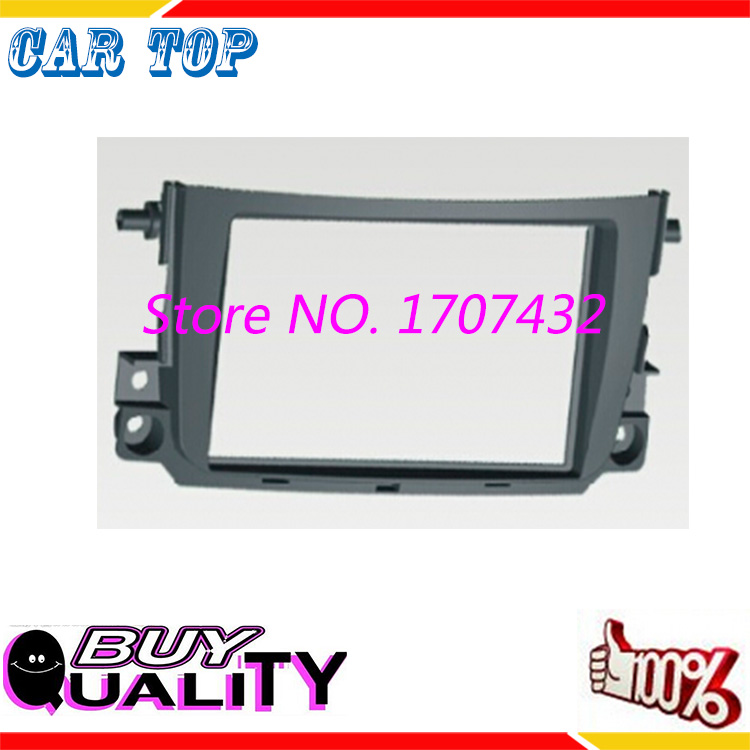 double din Car refitting DVD frame,DVD panel,Dash Kit,Fascia BENZ SMART FORTWO 2011 fascia frame