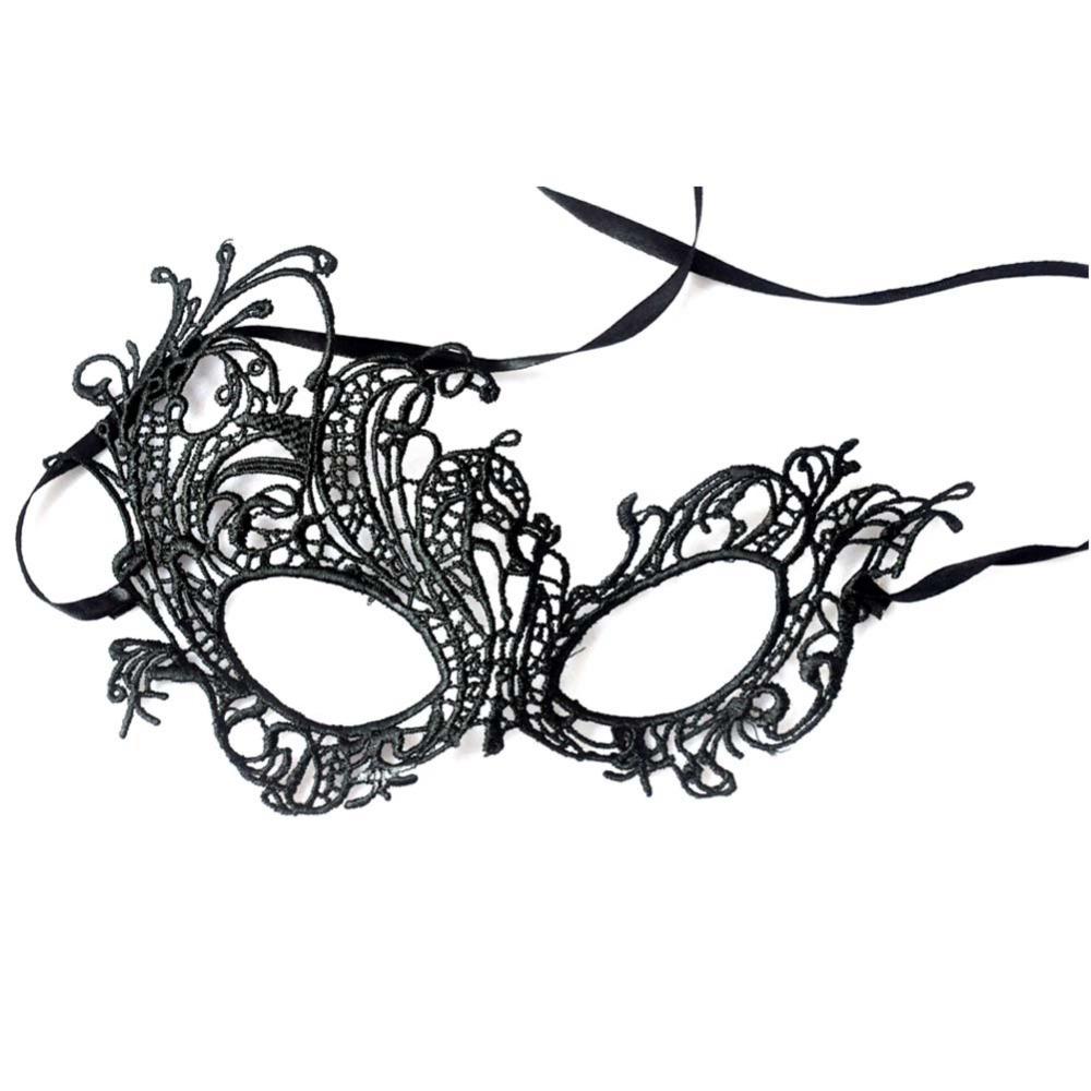 Women Elegant Prom Halloween Masquerade Party Mask(China (Mainland))