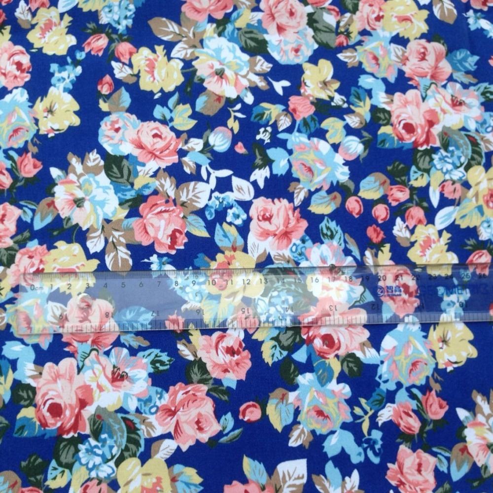Apparel Cotton Fabric Printed Apparel Fabrics