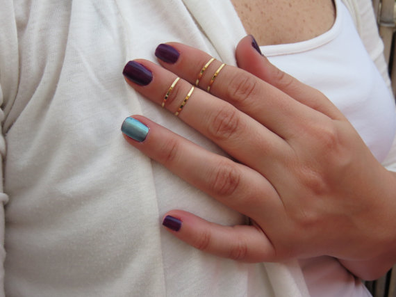 New arrival fashion accessories copper finger ring female(China (Mainland))
