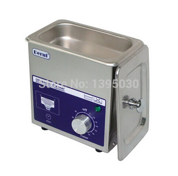 DR-MS07 60W high power ultrasonic cleaner,industrial shock sub for household jewelry glasses dentures ultrasonic washing machine(China (Mainland))