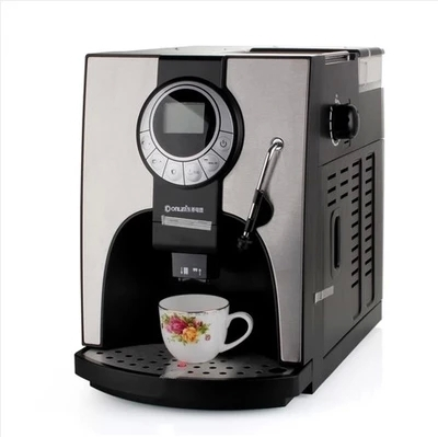 Best seller Italian Design, Professional Manufactuer! High Quality Fully Automatic Espresso /Cappuccino/Latte Coffee Machine(China (Mainland))