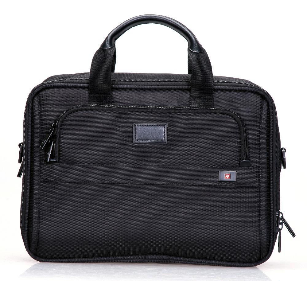 Swisswin men business shoulder bag laptop handbag messenger portable briefcase sw9707 2015 new bag hot sale(China (Mainland))