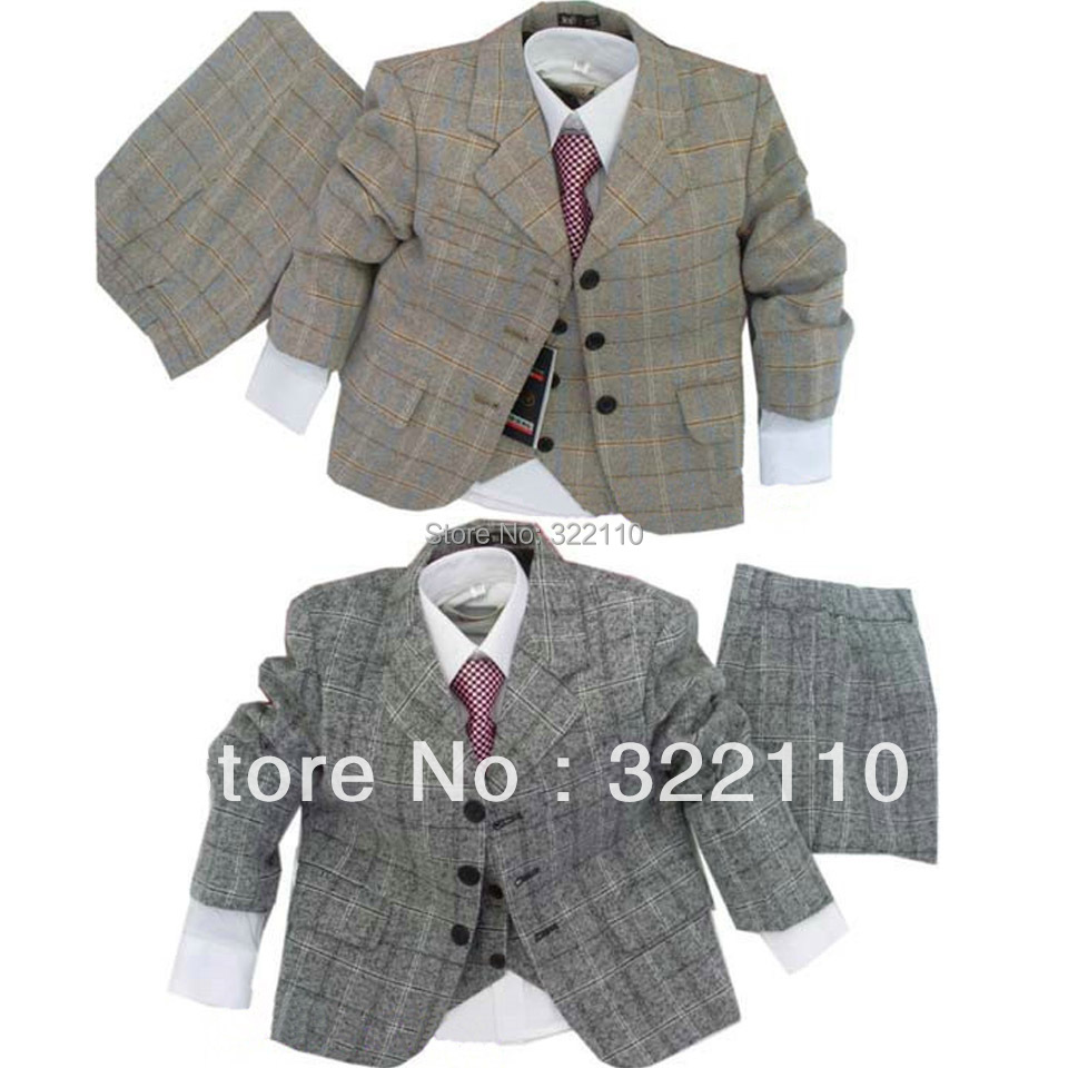 Autumn Formal Suit Baby Boy Piece Blazers Jackets