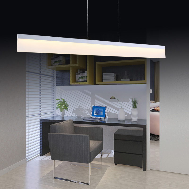 2015 New modern pendant lights 1200mm acrylic lustres desala de for home bedroom livingroom decor lighting fixture(China (Mainland))