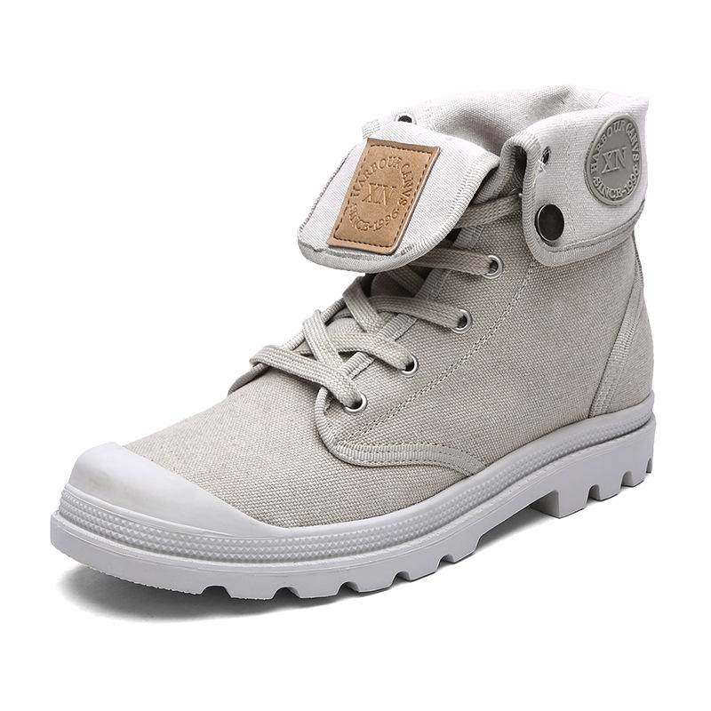 Ankle boots man 2016 men shoes hot PU Plus velvet warm winter Boots(China (Mainland))