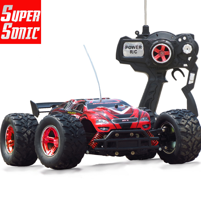 NEW MATRIX Electric remote control car toys rc car 4WD off road radio control rc car Ready To Run with 1600mah battery(China (Mainland))