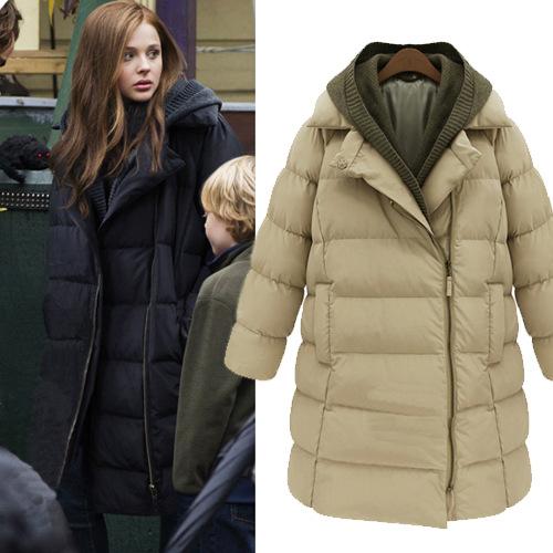 Ladies Winter Parka Coats