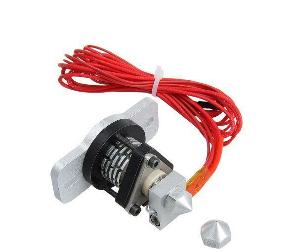 Geeetech hotend v2 0 3d printer extruder j head nozzle 0 3 0 35 0 4