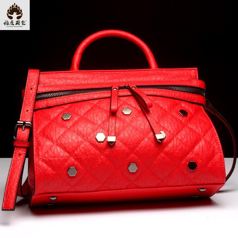 New Handbags Famous Brands For Women Luxury Bag Famous Brand Designer Women Shoulder Bag Genuine Leather Women Messenger Bags