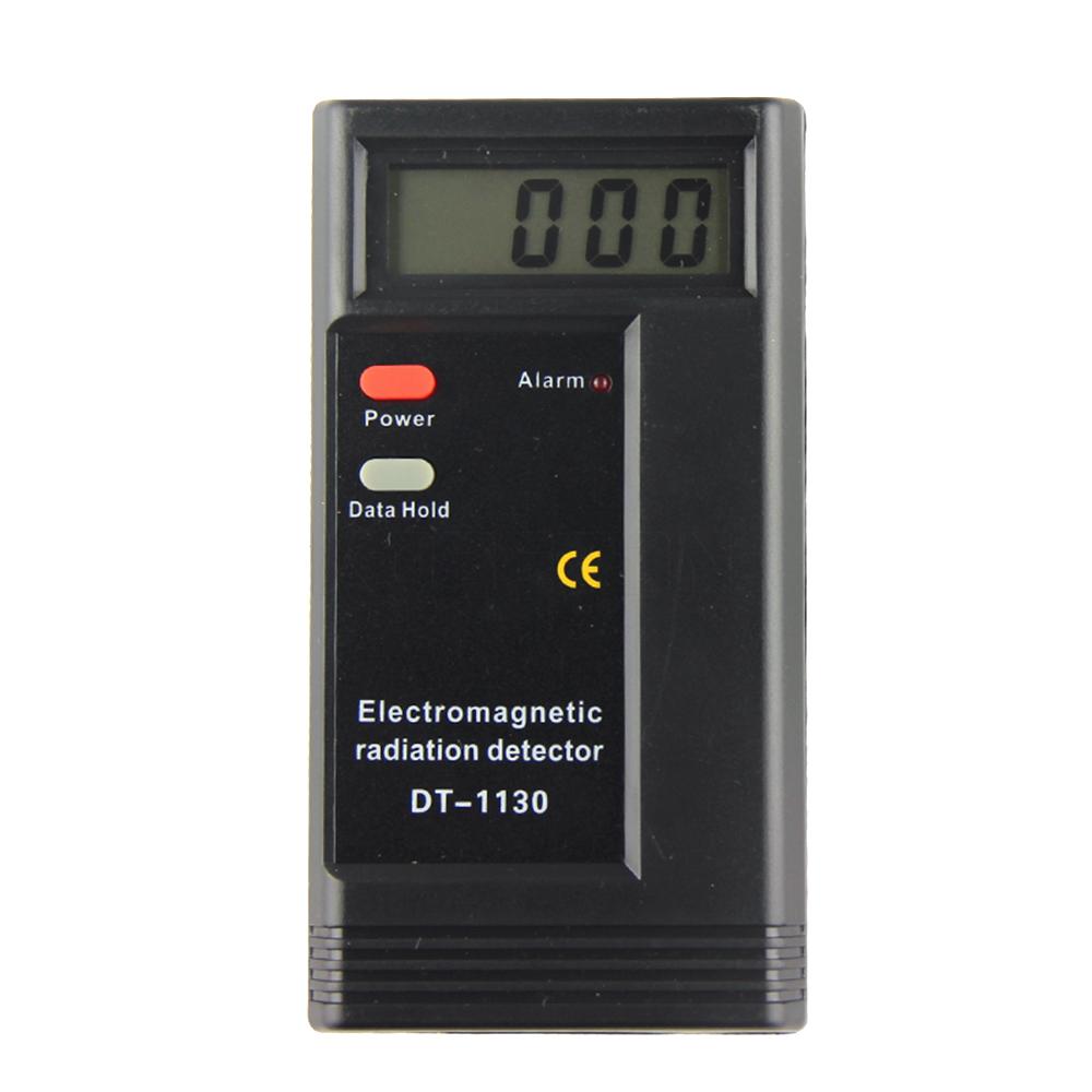 DT1130 CE Certificated Digital LCD Electromagnetic Radiation gauge Detector EMF Meter Dosimeter Tester Drop shipping(China (Mainland))