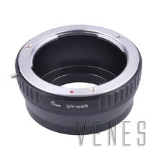 Buy Mount Adapter Ring Lens Adapter Suit Contax Yashica C/Y lens Micro 4/3 (M4/3) Camera GX7 GF6 GH3 G5 Pen E-PL6 E-P5 E-PL5 for $12.60 in AliExpress store