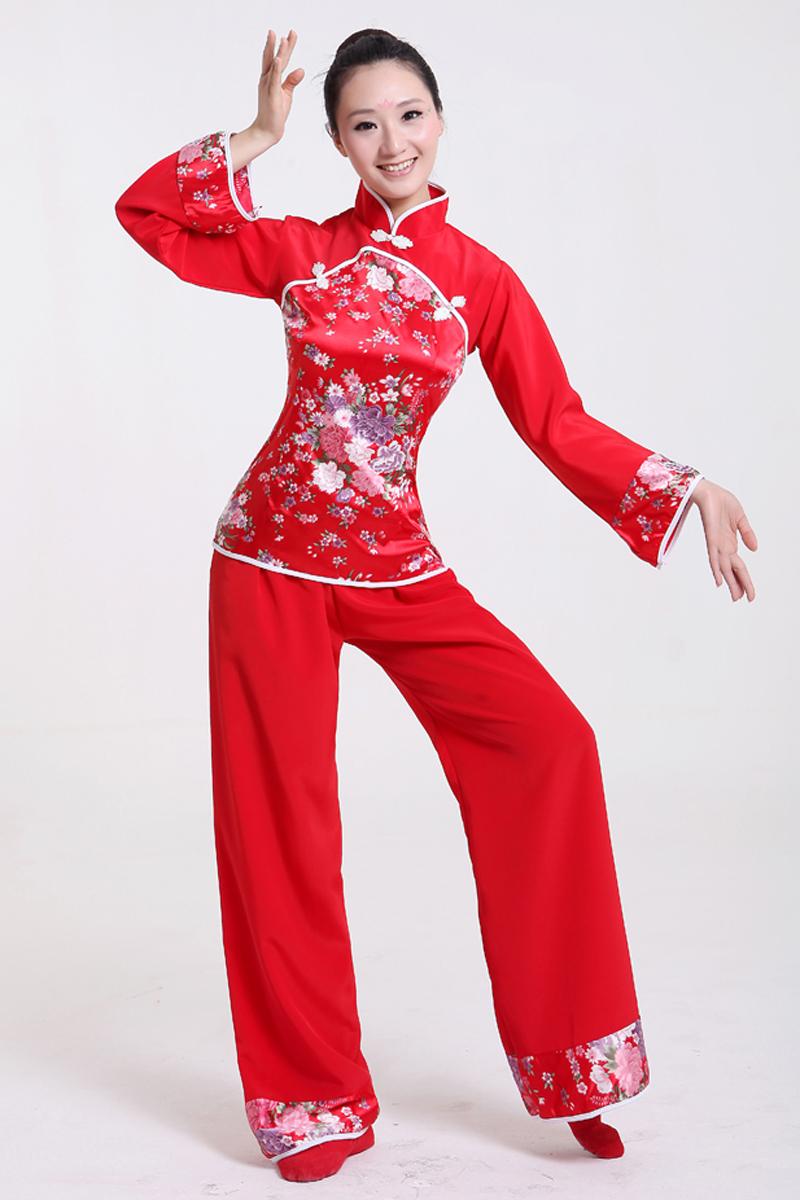 Китайские народные танцы из Китая