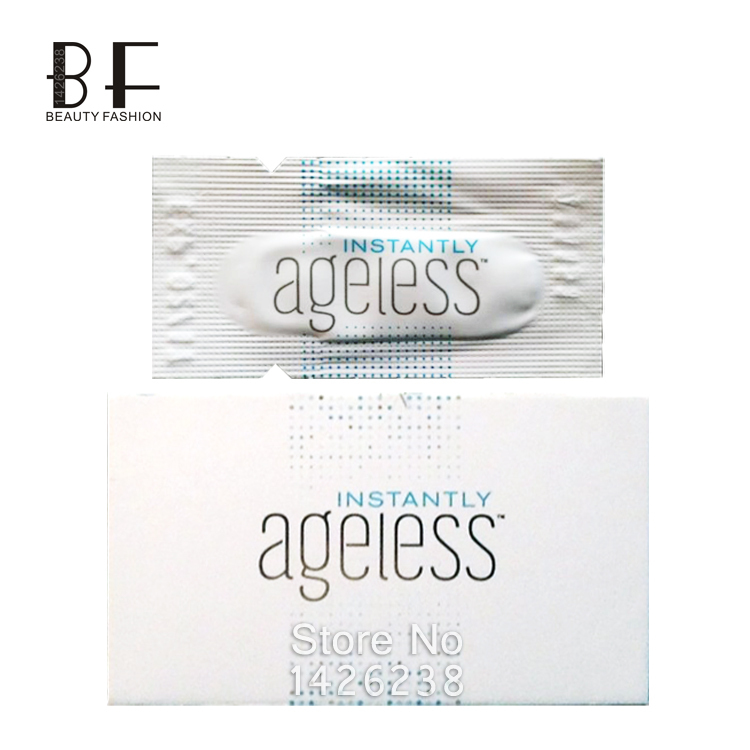 3pcs JEUNESSE INSTANTLY AGELESS products Best Anti Aging Cream lifting facial Alternative eyes circle wrinkle remover cream(China (Mainland))