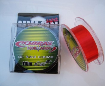 2013 NEW !Professional ! HOT! Free Shipping 110m Monofilament Strong Quality Color Nylon Fishing Line