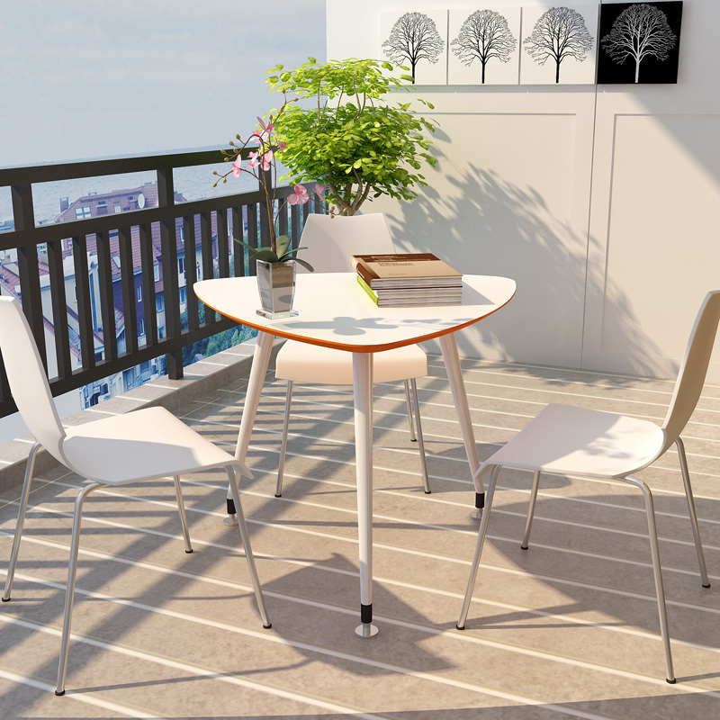 Home negotiating tables and chairs combination of creative for Balcony restaurant group