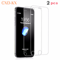 CXD KX Tempered Glass For iPhone 7 7 Plus 7Plus Screen Protector HD Anti explosion No