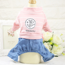 Buy Lovely Pet Coat Dog Jacket Summer Spring Puppy Clothes Cat Coat Pet Apparel Small Clothing Dog Ropa de Perro 20 for $3.88 in AliExpress store