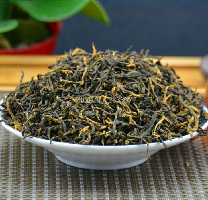 Premium China Wuyi Jinjunmei Black Tea 250g Super Black Tea Protect stomach Diuretic and lowering blood