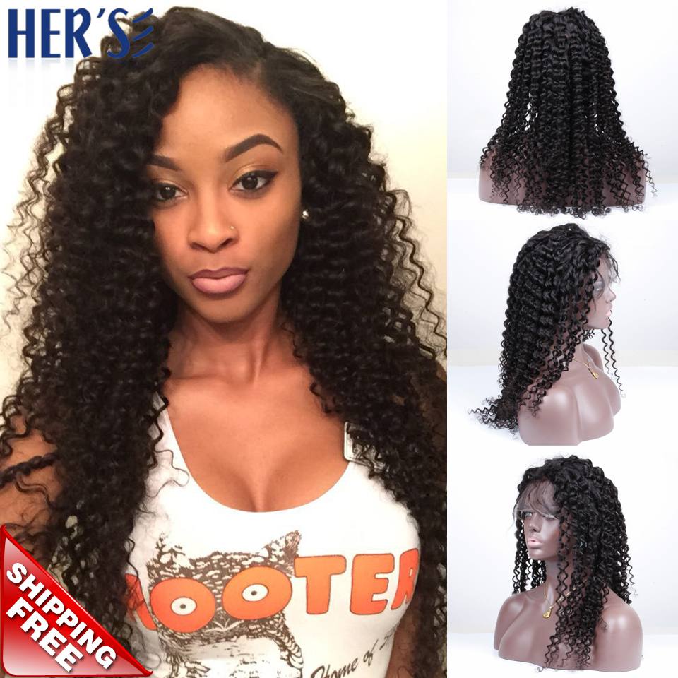 Фотография Lace Front Wig Full Lace Human Hair Wigs For Black Women Afro Front Lace Wig Human Hair,Natural Women