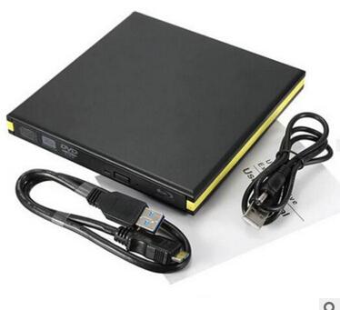External USB3.0 Blu ray COBMO external Blu ray disc 3D high speed driver plug blue CD reader(China (Mainland))