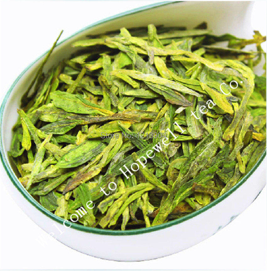 2015 Hot Sale 500g Chinese Longjing Green Tea, Long Jing Tea The China for Man And Women Health,free Shipping + Mystery Gift(China (Mainland))