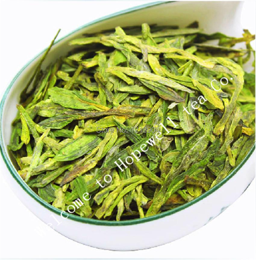 2015 Hot Sale 500g Chinese Longjing Green Tea, Long Jing Tea The China for Man And Women Health,free Shipping + Mystery Gift(China (Mainland))
