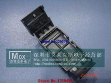 Imported 48P TSOP48 memory chip test socket 980020-48-XX -02 IC Test Socket