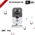 2106 NEW WIFI Camera DS 2CD2432F IW Full HD 3MP multi function alarm network camera Built
