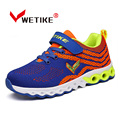 WETIKE 2017 Summer New Kid s Running Shoes Outdoor Sports Atheltic Shoes Breathable Lesiure Sneakers For