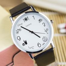2015 nuevas mujeres del reloj vida de ocio estilo Casual reloj de cuarzo analógico reloj de pulsera vestido reloj relógio Feminino