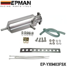 Epman Racing New Aluminum Breather catch tank Overflow Tank Type for Track or Drift Car For Honda Toyota BMW Nissan EP-YX9403FSX(China (Mainland))