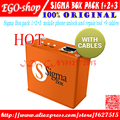 free shipping sigma box Pack1 Pack2 pack 3 9 cables Actived For Huawei