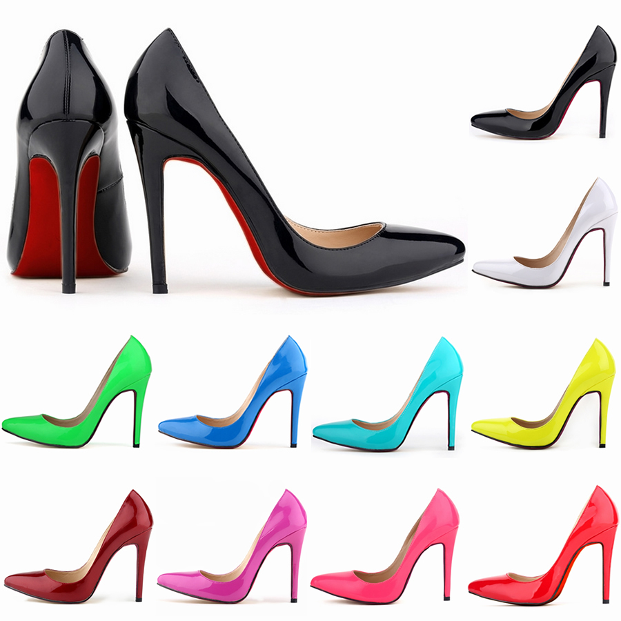 Red Bottom Shoes for Women Size 10 Promotion-Shop for Promotional ...