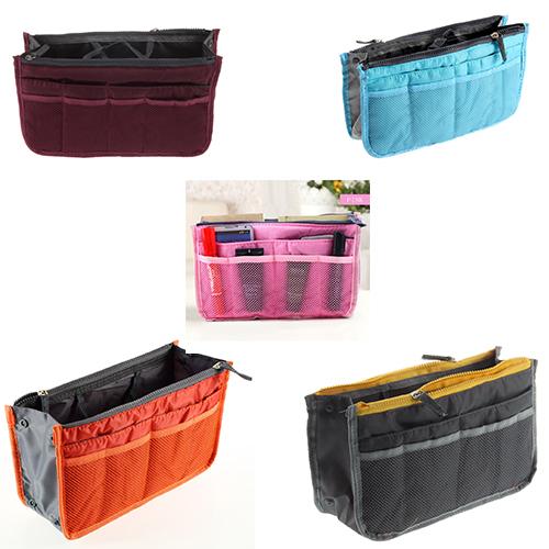 Hot Selling Cosmetic Bag , Multifunctional Travel Pockets Handbag Storage Bag,Fadish Travel Organizer Makeup Bag(China (Mainland))